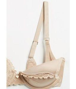 90b604dbbad91 Natori Intimates   Sleepwear - New NATORI Hidden Glamour Nursing Nude Bra